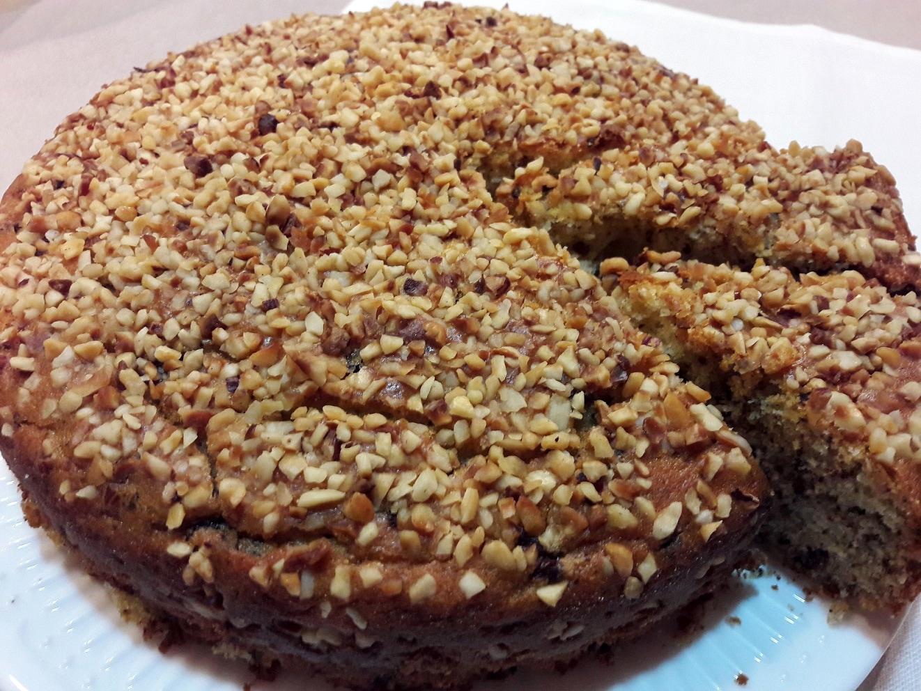 torta ricotta cioccolato nocciole 2-2-2