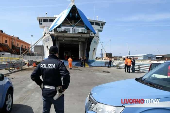 Incidente mortale al porto di Livorno-2-4