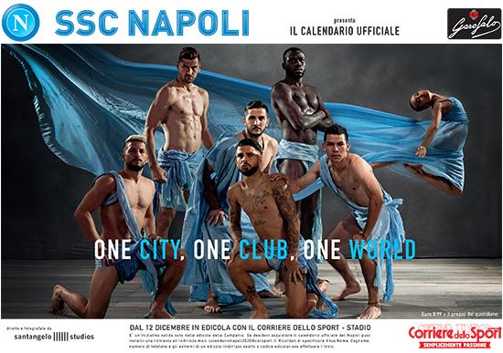 Calendario Ufficiale Napoli 2020 Dove Acquistarlo