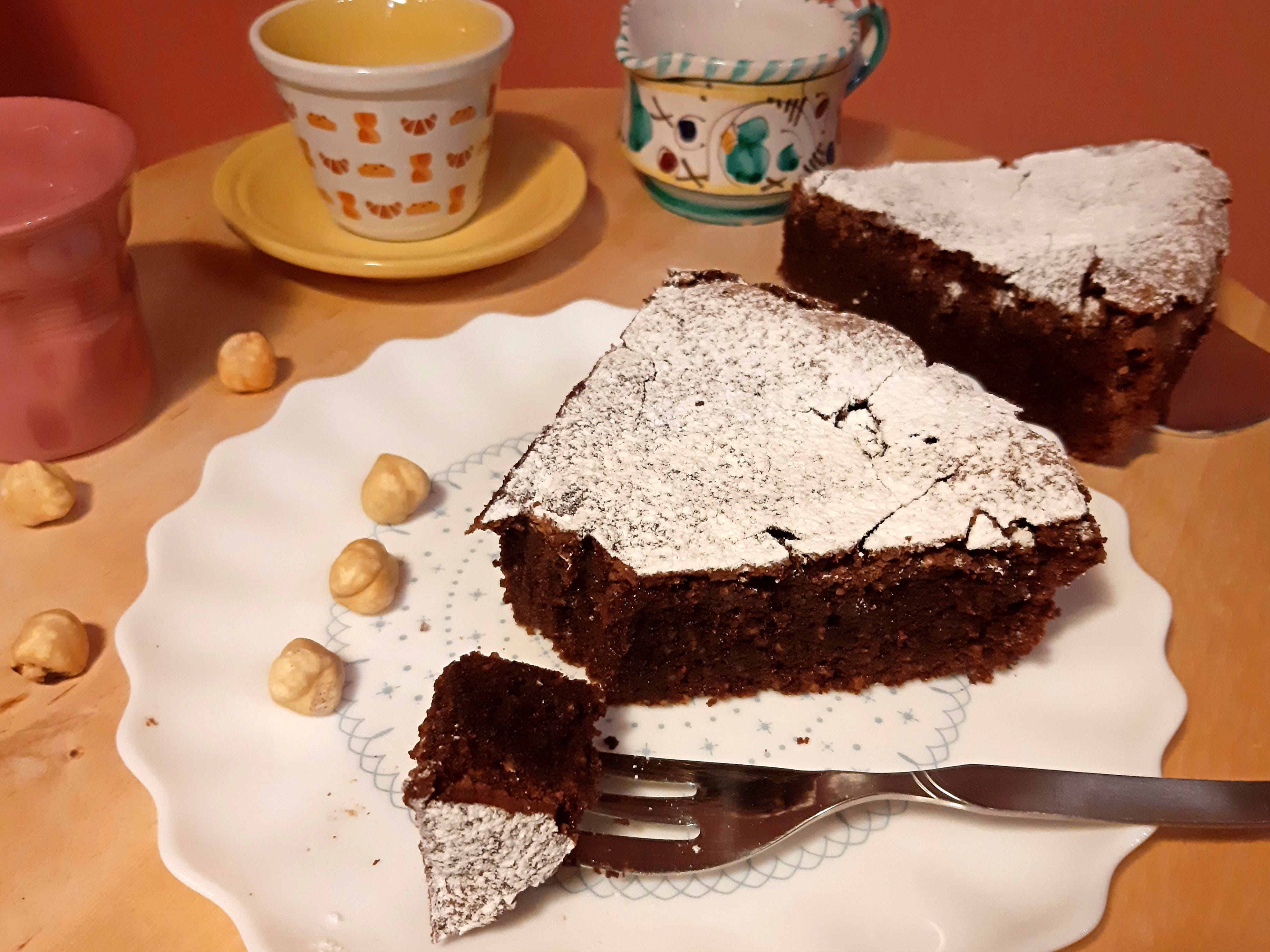 torta cioccolato nocciole @VG-3