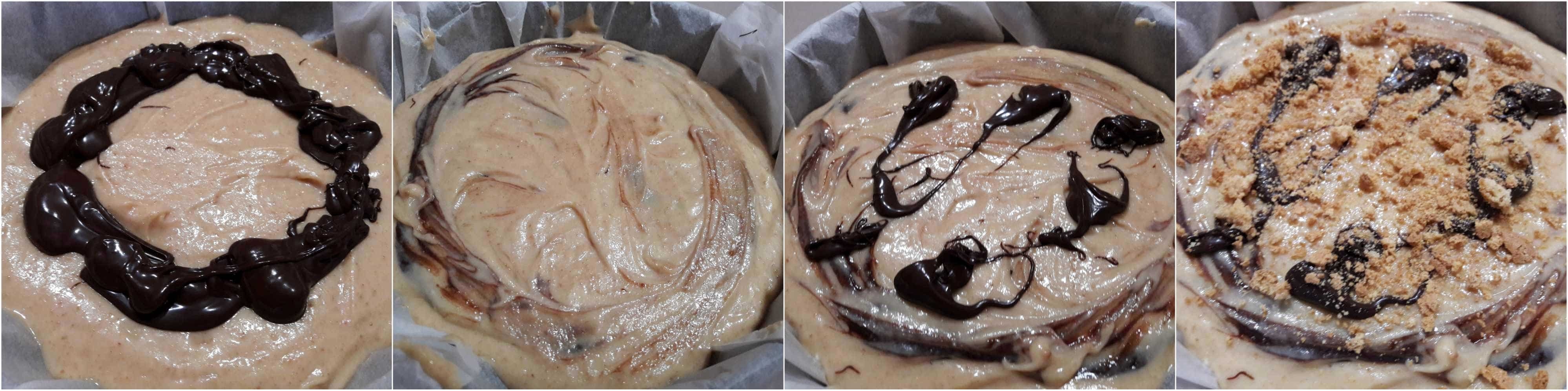 torta ricotta amaretti fondente box-2