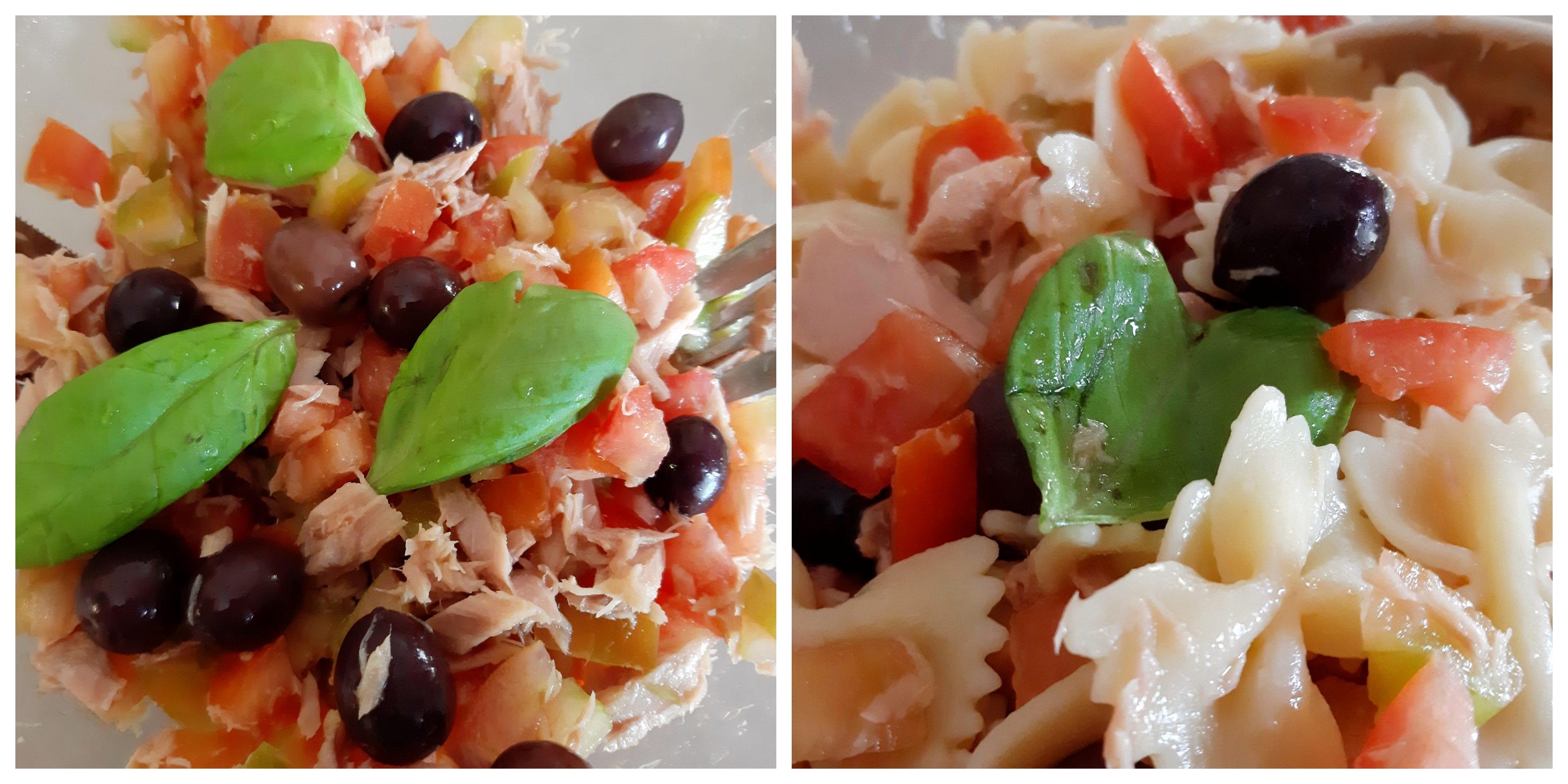 insalata pasta box @VG-2