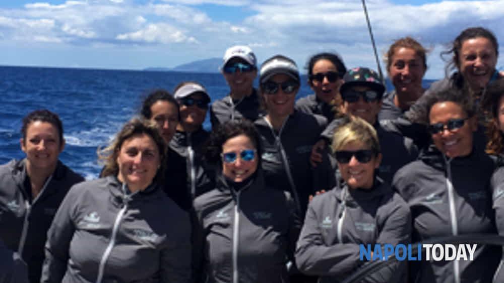 un equipaggio tutto femminile alla rolex capri sailing week-2