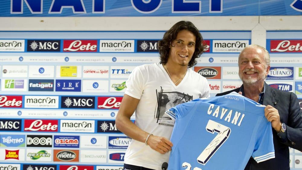 Calciomercato Napoli Tuttosport Si Pensa Al Ritorno Di Cavani
