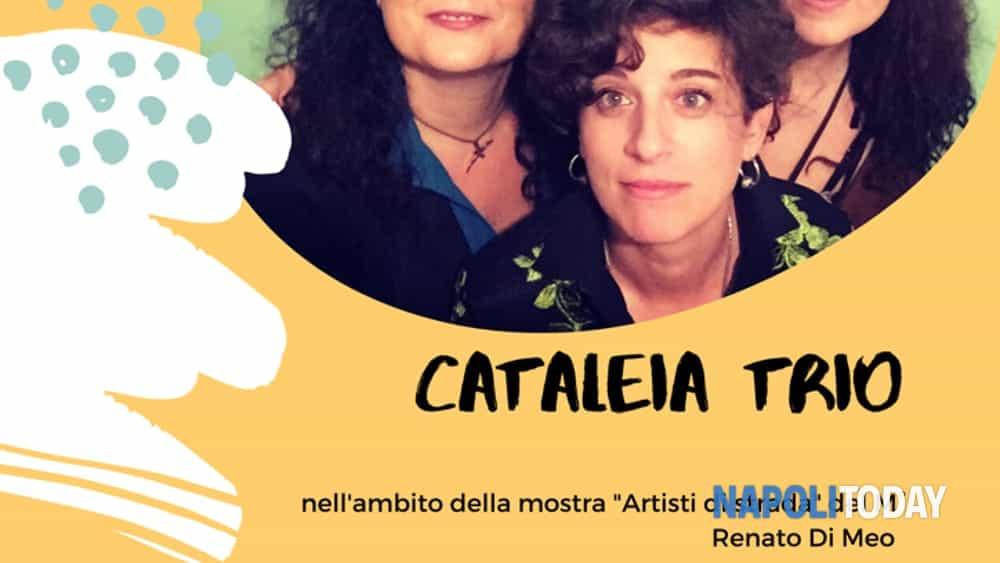 """il cataleia trio in """"accorda napoli"""" concerto di musica napoletana-2"""