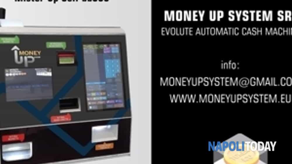 presentazione cassa self con pagamento in cripto valute presso bar my way -2