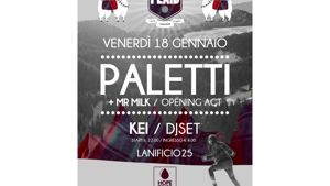 paletti live @ this must be the plaid - lanificio 25-3