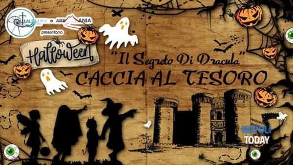 Caccia al Tesoro di Halloween al Maschio Angioino