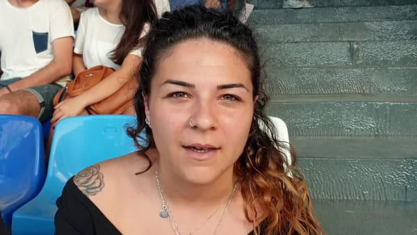 Universiadi Napoli: vip e spettatori in attesa dell'inizio