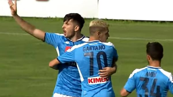 Napoli-Feralpi Salò 5-0: highlights e gol del match | VIDEO