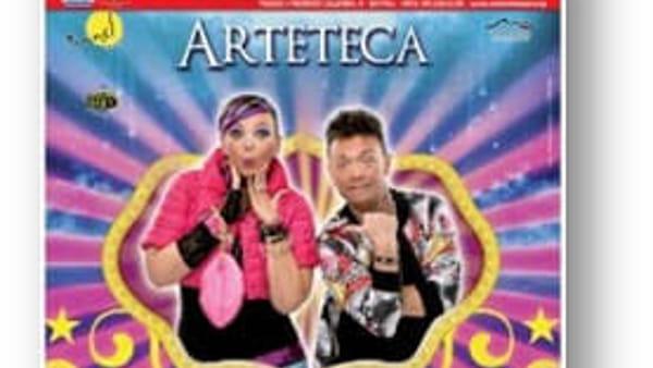 """Gli Arteteca in scena con """"Cirque du Shatush"""""""
