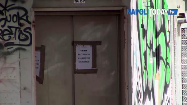 """Stupro Circum, i dipendenti Eav: """"La stazione di San Giorgio è ostaggio delle gang"""""""