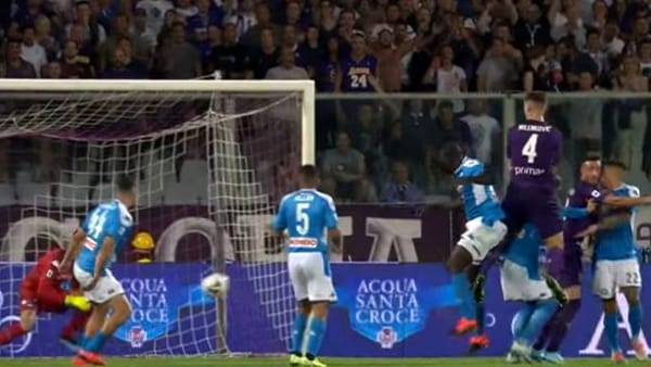 Fiorentina-Napoli 3-4: gol e highlights del match | VIDEO
