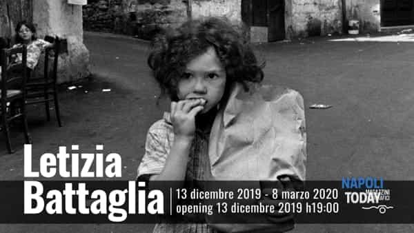 Una mostra di Letizia Battaglia a Magazzini Fotografici