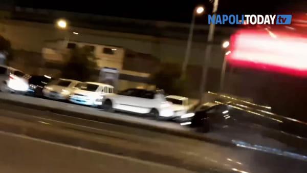 Notte della Befana, via Marina ostaggio dei parcheggiatori abusivi