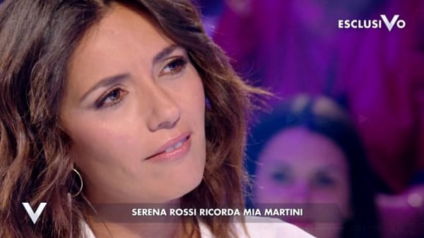 Serena Rossi si commuove a Verissimo ricordando Mia Martini | Video