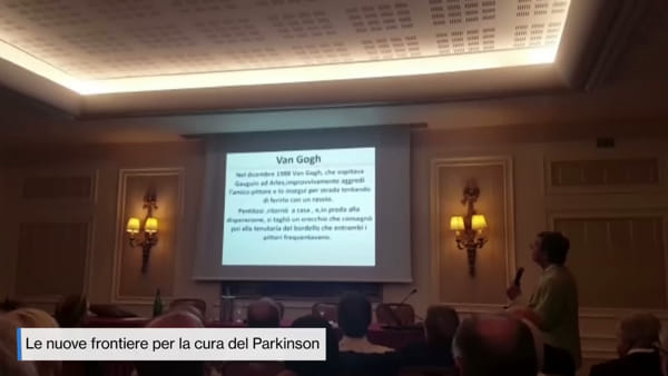 Le nuove frontiere del morbo di Parkinson /VIDEO