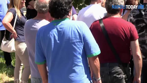 """Pulizie Asl Napoli 1, lavoratori in rivolta: """"Trasferimenti sospetti, vogliamo chiarezza"""""""