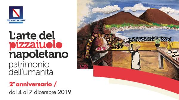 Arte del pizzaiuolo patrimonio dell'Unesco: per il secondo anniversario pizza gratis ed eventi in tutta Napoli