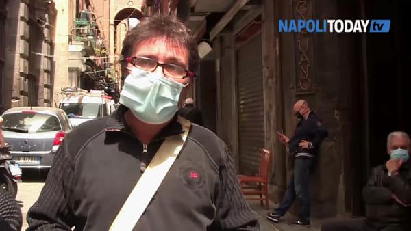 """L'allarme degli artigiani: """"San Gregorio Armeno rischia di scomparire"""""""