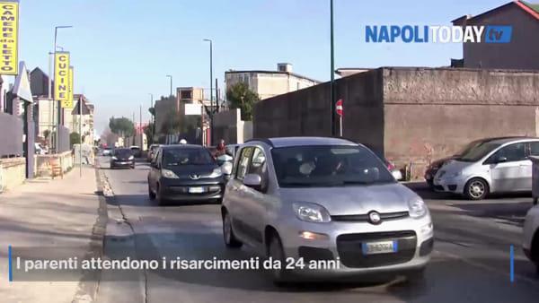 """Voragine di Secondigliano, strage dimenticata: """"Abbandonati dalle istituzioni"""""""