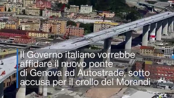 """Il nuovo ponte di Genova ad Autostrade, la famiglia Battiloro: """"Hanno ucciso di nuovo i nostri figli"""""""