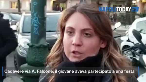 Ragazzo morto in via Aniello Falcone, parla una testimone | VIDEO