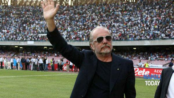 La furia di De Laurentiis all'uscita dalla Lega (VIDEO)