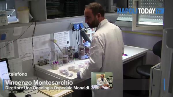 """Cura al Covid 19, il medico della task force: """"A Napoli miglioramenti nel 60% dei casi"""""""