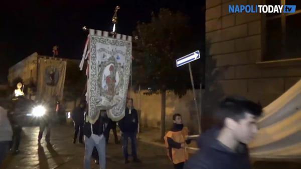 San Nicola, che festa: si rinnova l'appuntamento con la processione