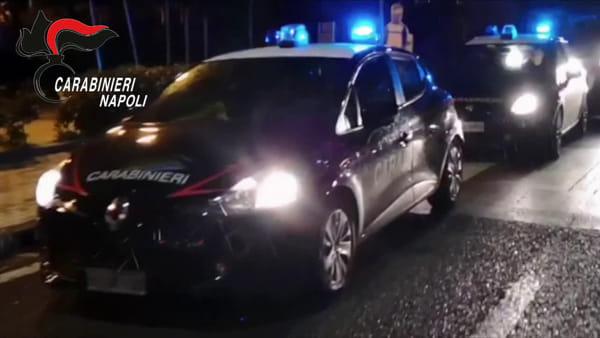 Blitz antidroga dei Carabinieri all'alba: numerose misure cautelari   VIDEO