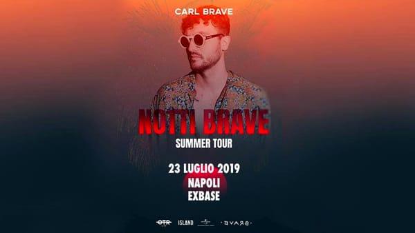 Carl Brave in concerto a Napoli