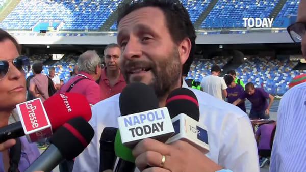 """Spogliatoi San Paolo, Borriello: """"Ritardi sono colpa del Napoli"""""""