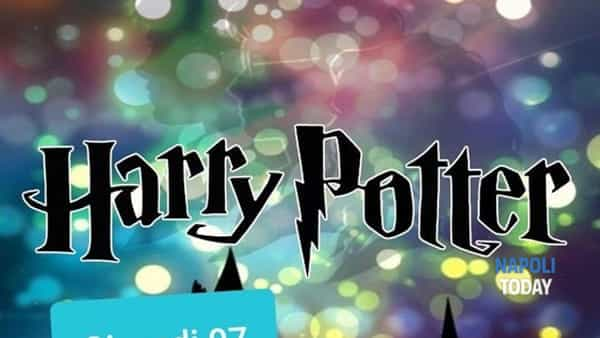 Harry Potter Day: incontro con la Magia a Napoli