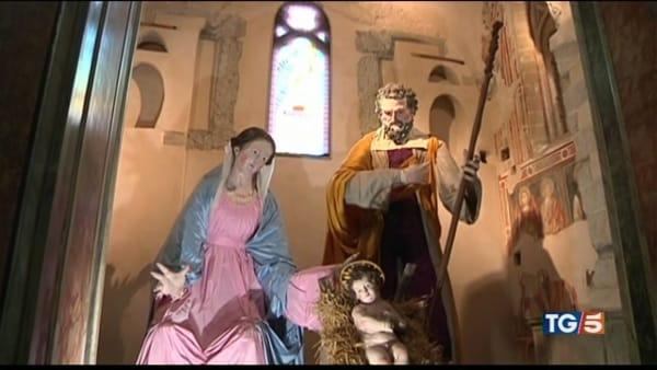 Al Duomo di Napoli la natività più grande del Mondo