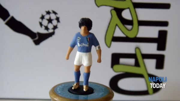 Maradona visto da Terry Lee