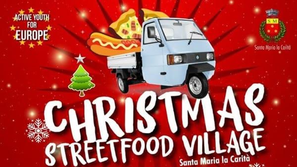 Arriva il Christmas Street Food Village