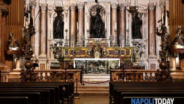 Al Duomo il tradizionale Concerto di Natale dei Cantori di Posillipo