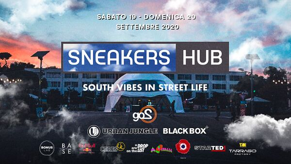 Sneakers Hub, all'ex-base NATO l'evento dedicato alla hype culture
