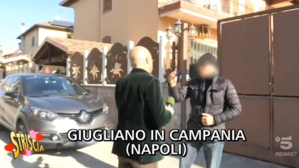 Auto clonate a Giugliano, Luca Abete rischia due volte di essere investito | VIDEO