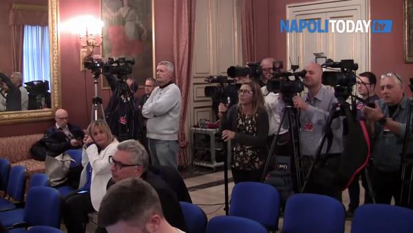 """Salvini: """"Il modello Napoli per sconfiggere le mafie in tutto il Paese"""""""