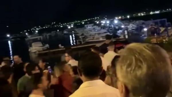 Tony Colombo come una rockstar nella sua Palermo (VIDEO)