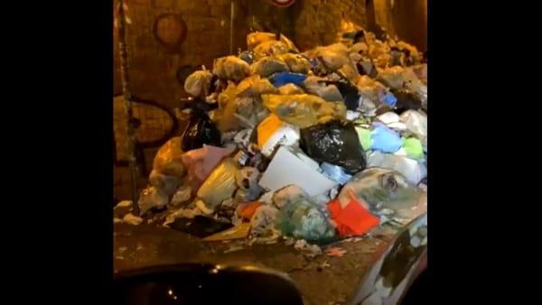"""Lo sfogo della già senatrice Graziella Pagano: """"Napoli piena di rifiuti, vergogna"""""""