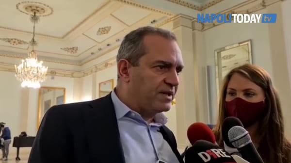 """De Magistris: """"Ci dicano subito se l'Asl Napoli 1 deve essere commissariata"""""""