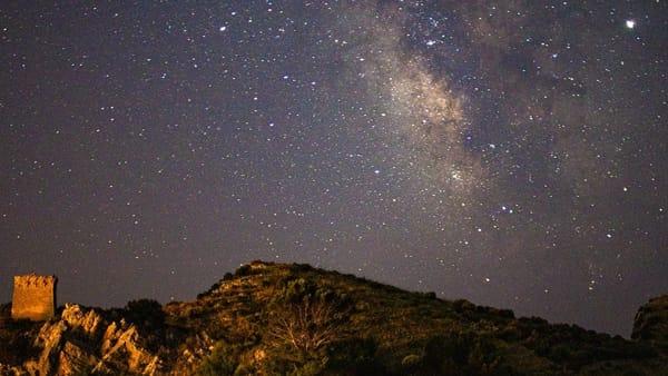 Mitiche Stelle, Astronomi per una notte