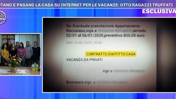 Prenotano e pagano la casa vacanze su internet: truffati 8 ragazzi napoletani