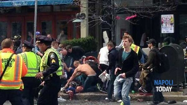 L'attentato a Boston