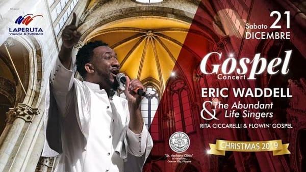 Christmas Gospel Concert 2019 a San Lorenzo Maggiore