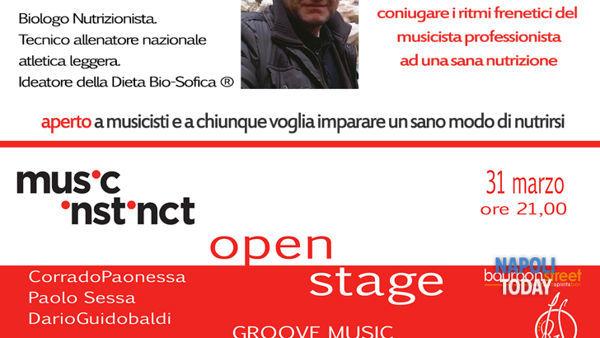 """""""Nutri di più il tuo talento"""", lo stage di Music Instinct"""
