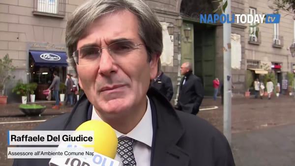 """'Scomparsi' i bidoni dell'umido. Il Comune di Napoli: """"Scelta di Asia"""""""